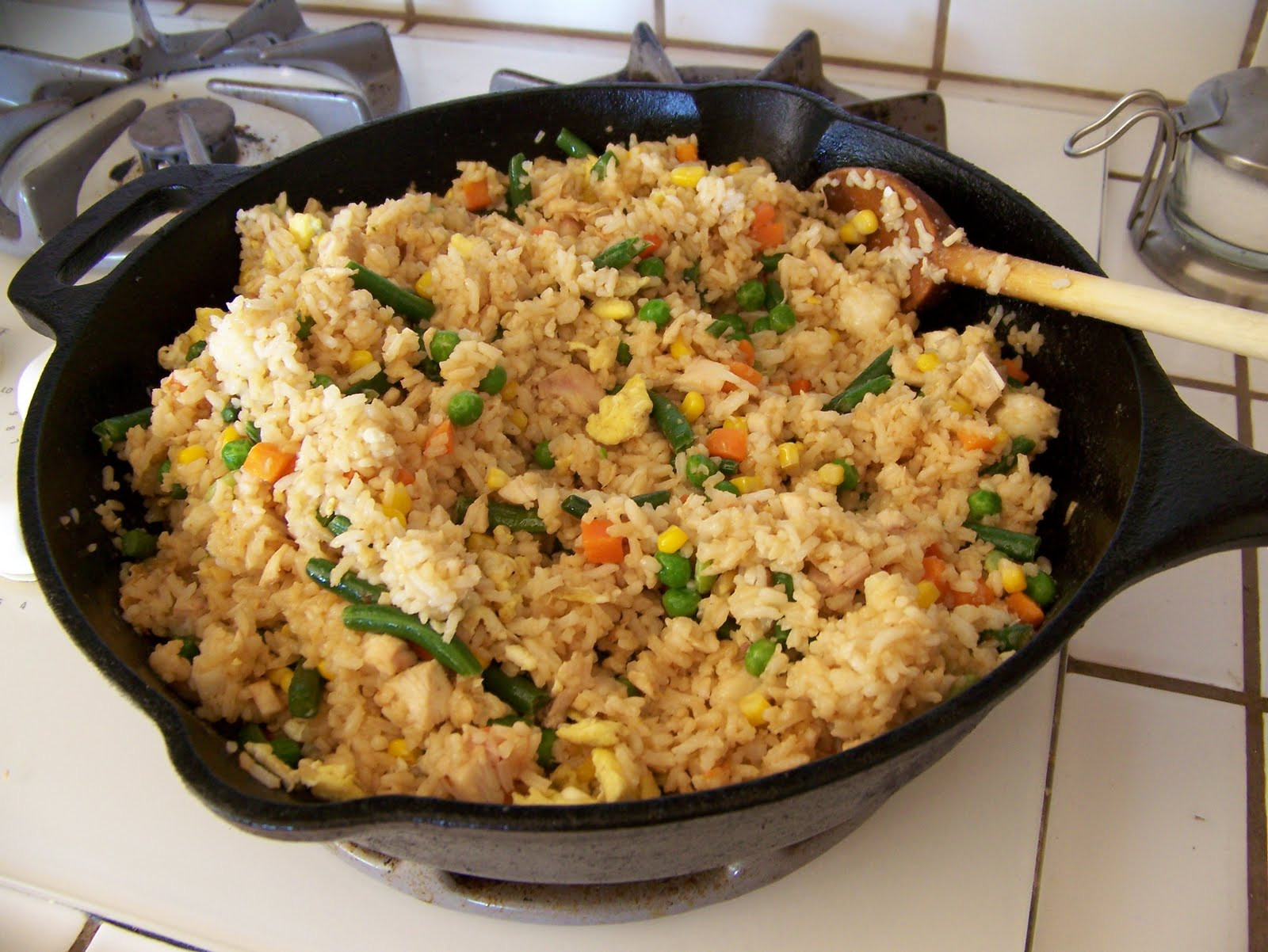 Simple Fried Rice  Near to Nothing Super Cheap Super Easy—Fried Rice