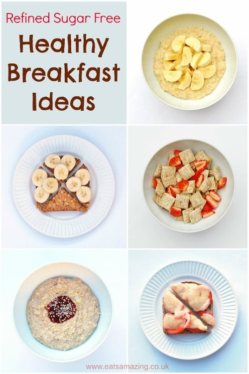 Simple Healthy Breakfast Ideas  Quick and Easy Healthy Breakfast Ideas