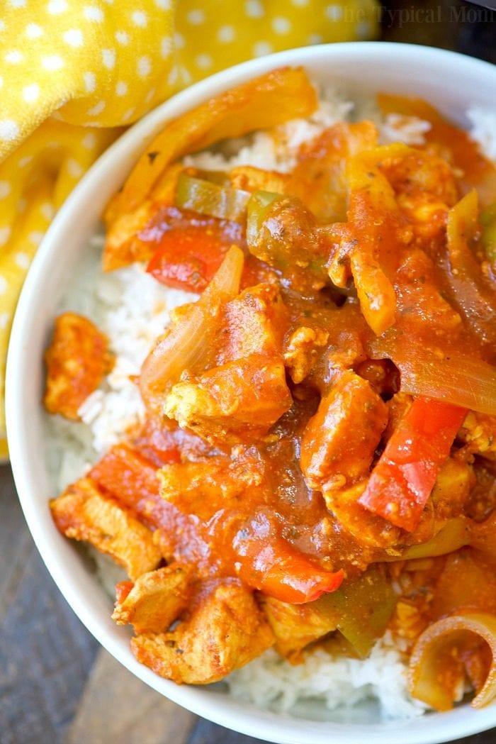 Simple Instant Pot Chicken Recipes  Instant Pot Chicken Cacciatore Recipe · The Typical Mom