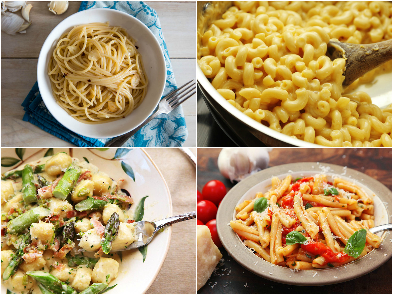 Simple Italian Recipes  25 Quick Pasta Recipes for Simple Weeknight Meals
