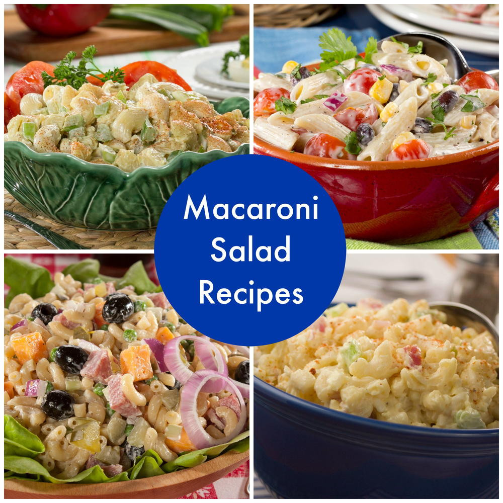 Simple Macaroni Salad Recipe  How to Make Macaroni Salad 14 Simple Macaroni Salad