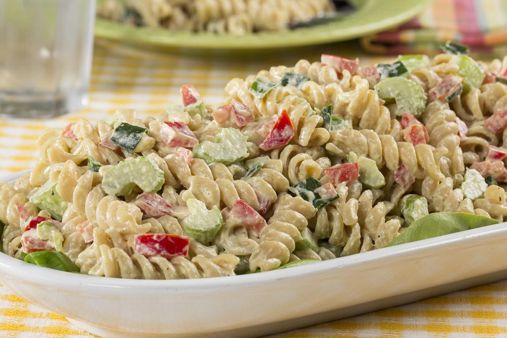 Simple Macaroni Salad Recipe  Simple Macaroni Salad