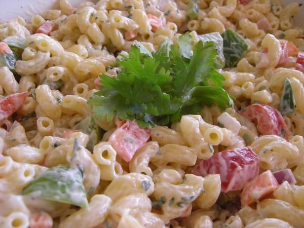Simple Macaroni Salad  Simple Summer Macaroni Salad Recipe
