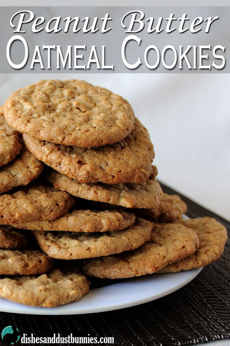 Simple Oatmeal Cookies  25 best ideas about Simple Oatmeal Cookies on Pinterest