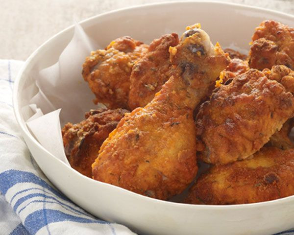 Simple Oven Fried Chicken  Oven Fried Chicken