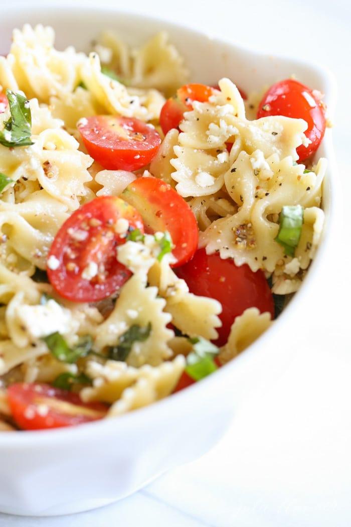 Simple Pasta Salad  Easy Pasta Salad Recipe