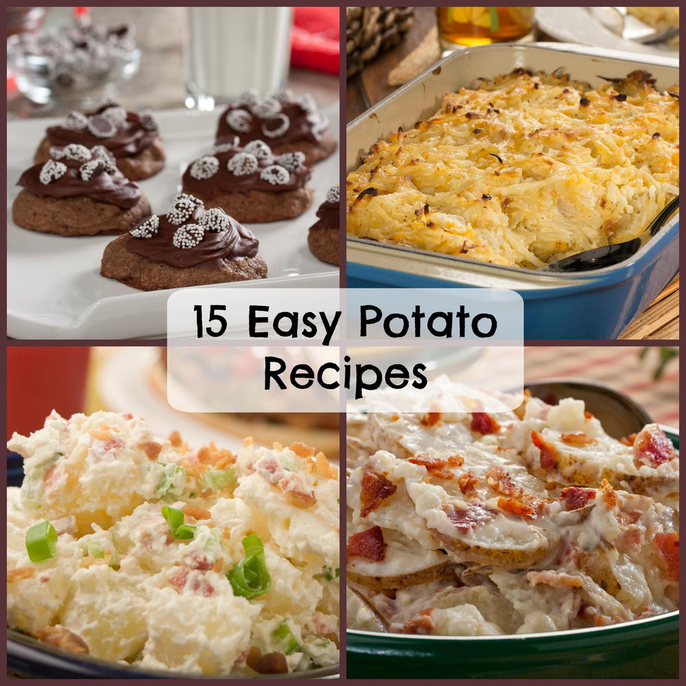 Simple Potato Recipes  15 Easy Potato Recipes