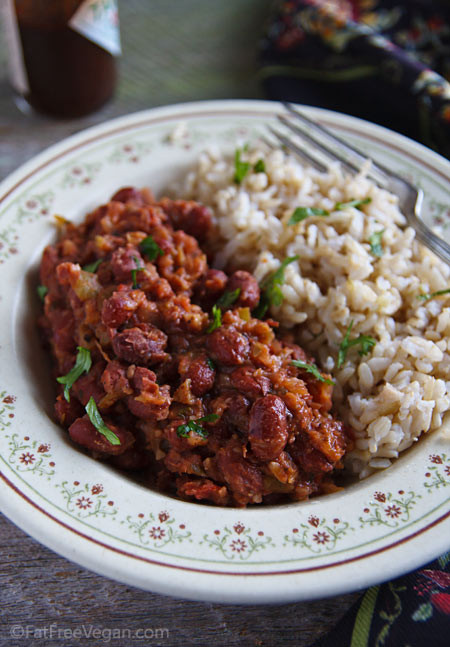 Simple Red Beans And Rice  Easy Red Beans and Rice