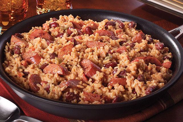 Simple Red Beans And Rice  VELVEETA Easy Red Beans & Rice Kraft Recipes