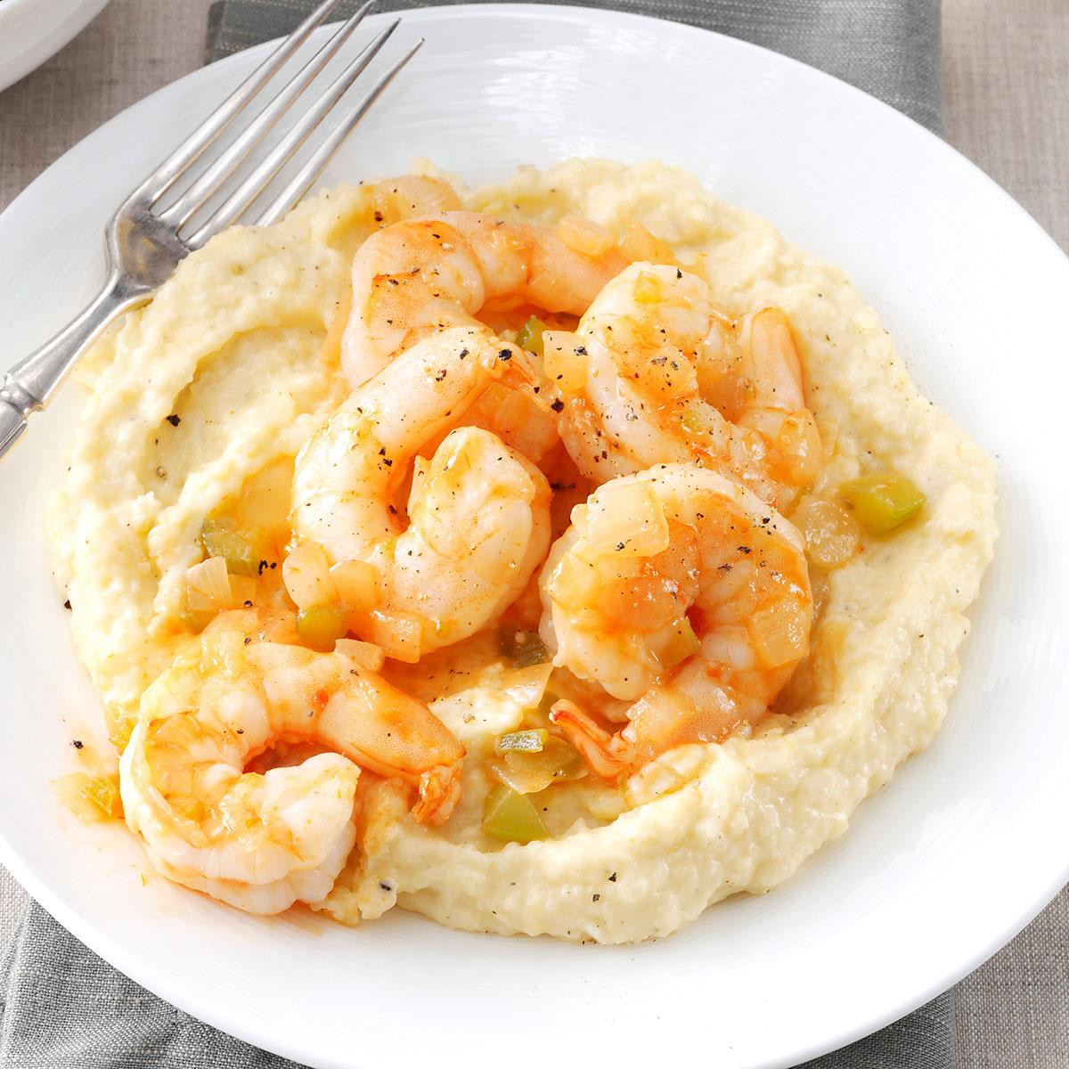 Simple Shrimp And Grits Recipe  Shrimp and Grits Recipe