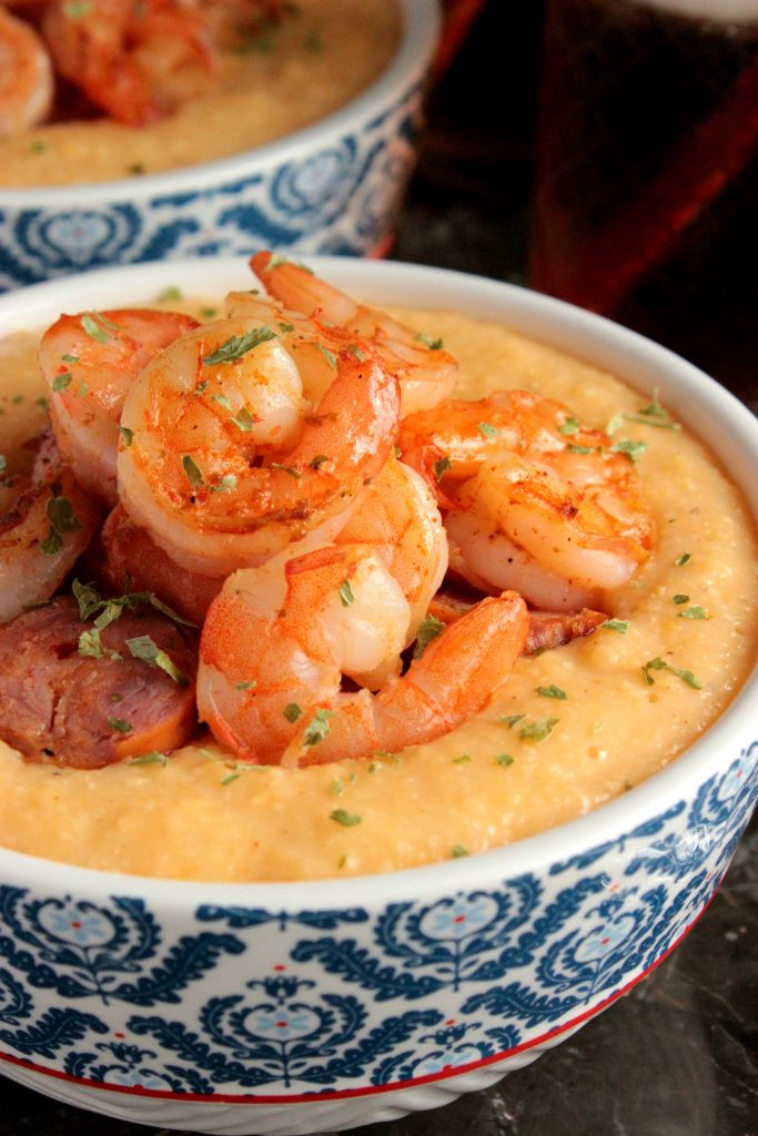 Simple Shrimp And Grits Recipe  30 of the Best 30 Minute Dinner Recipes Big Bear s Wife