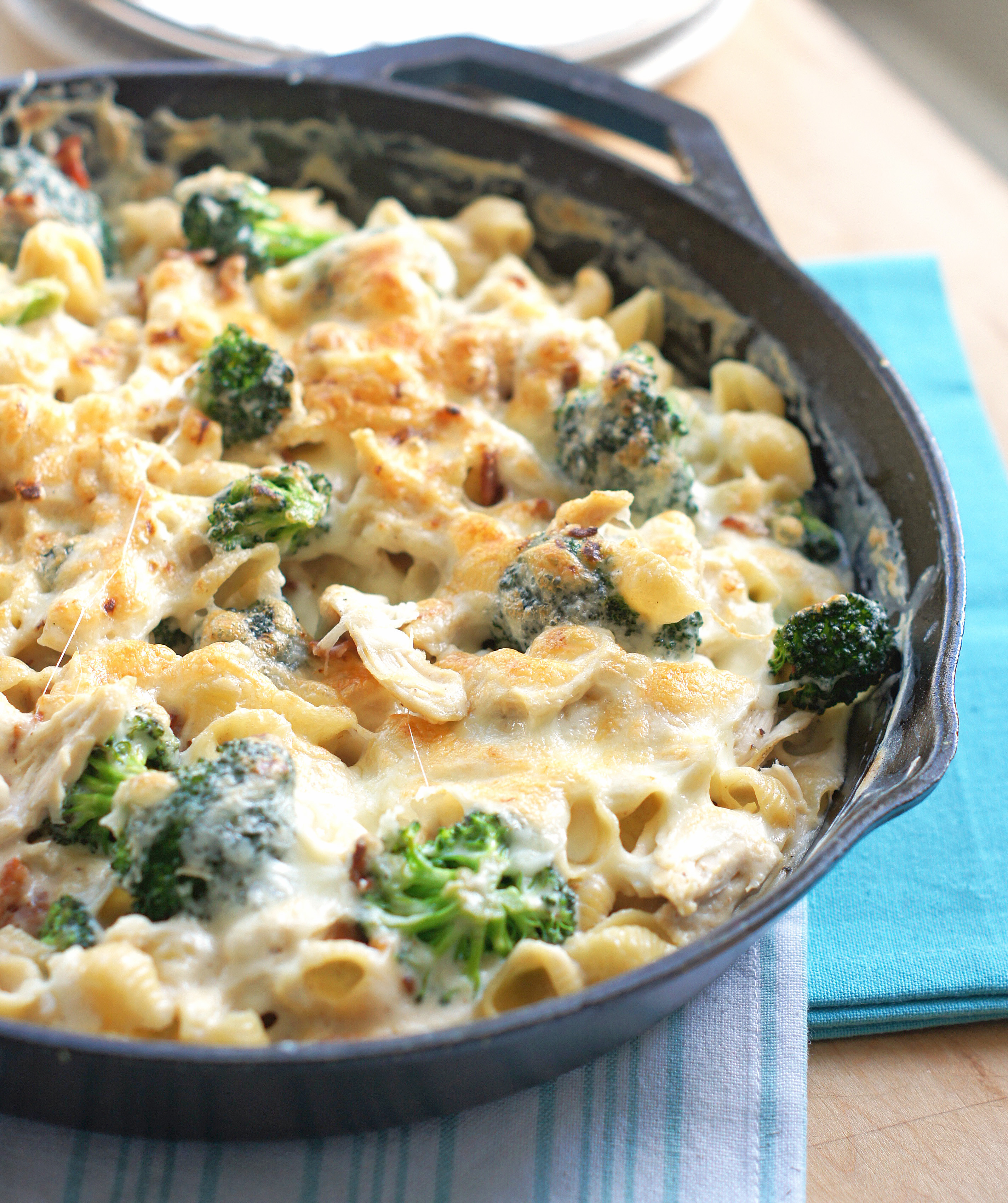 Skillet Dinner Recipes  Chicken & Broccoli Skillet Casserole 5 Boys Baker
