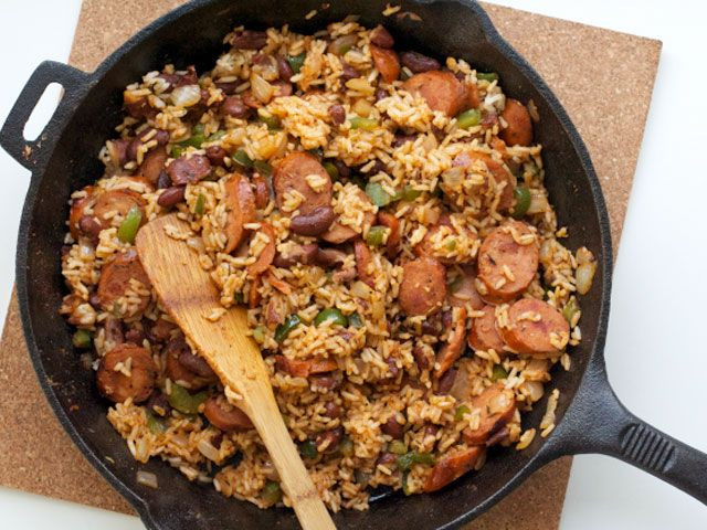 Skillet Dinners Recipes  17 Best images about Cast iron recipes on Pinterest