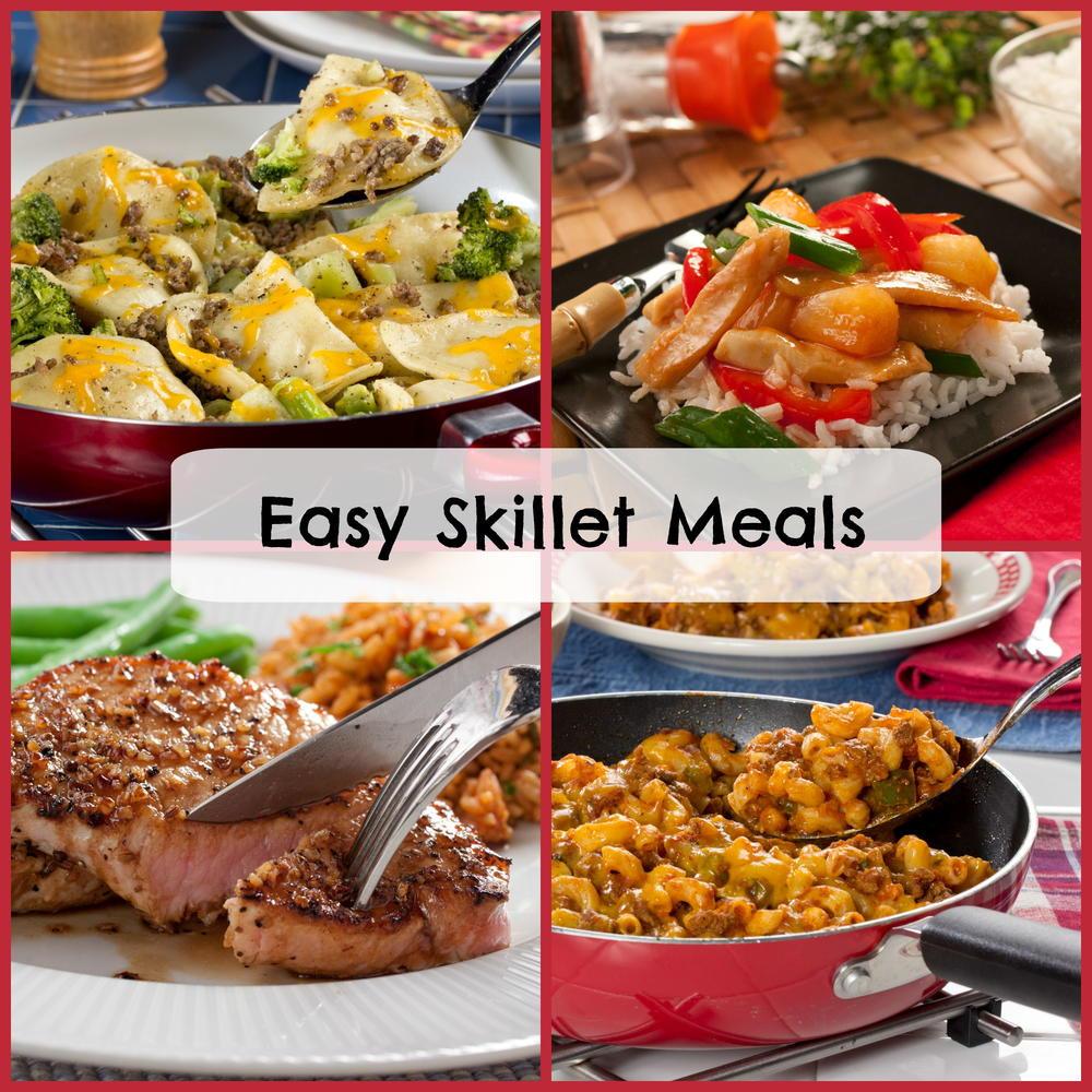Skillet Dinners Recipes  38 Easy Skillet Meals