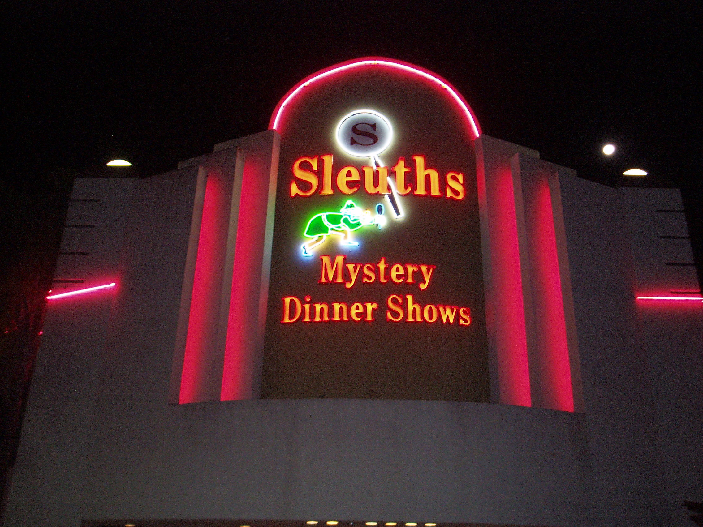 Sleuths Mystery Dinner Shows  Dinner Shows