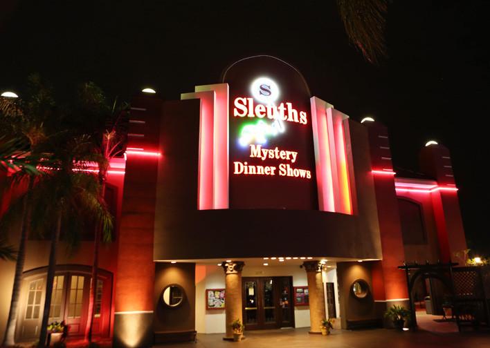 Sleuths Mystery Dinner Shows  restaurants orlando Archives Notre rêve américain