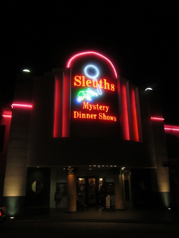 Sleuths Mystery Dinner Shows  146 best images about Orlando on Pinterest