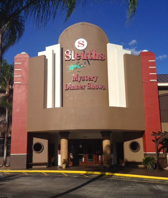 Sleuths Mystery Dinner Shows  Orlando Daily Deals Sleuth s Mystery Dinner Theater in
