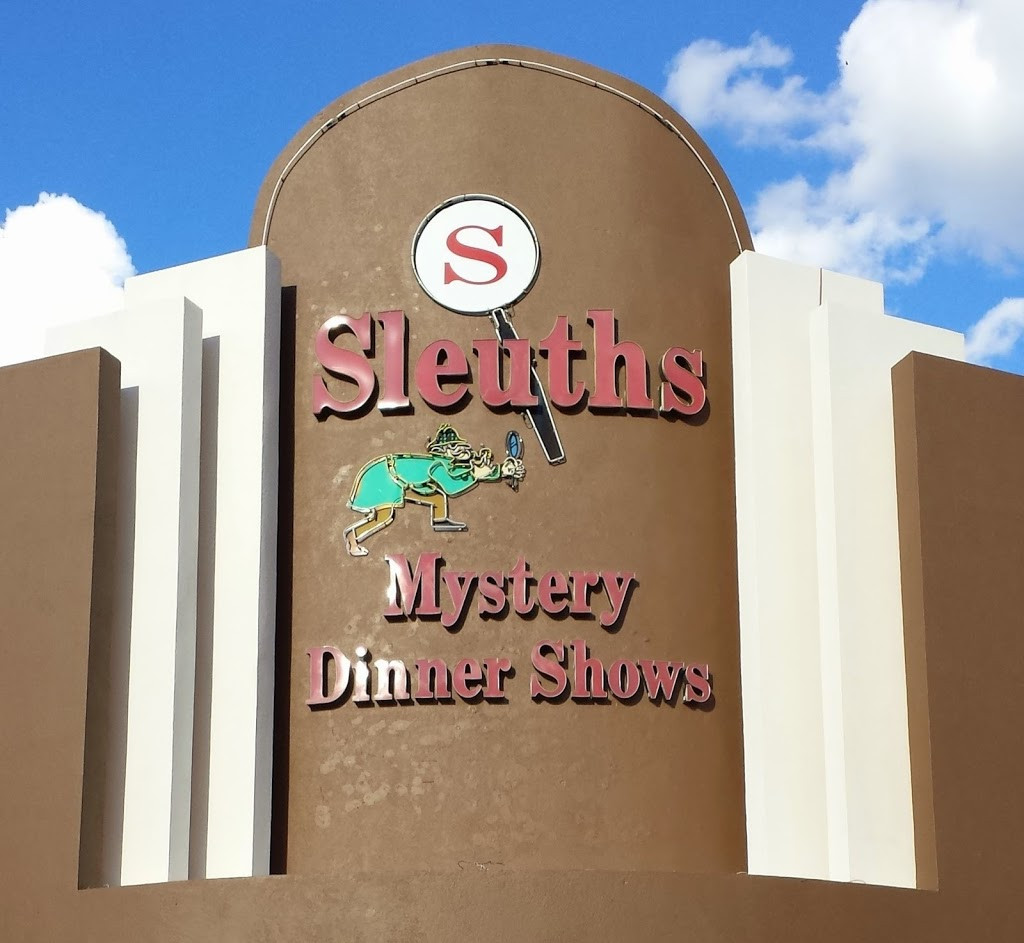 Sleuths Mystery Dinner Shows  Reviews Archives
