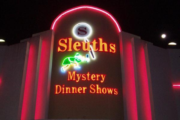 Sleuths Mystery Dinner Shows  IDrive Orlando