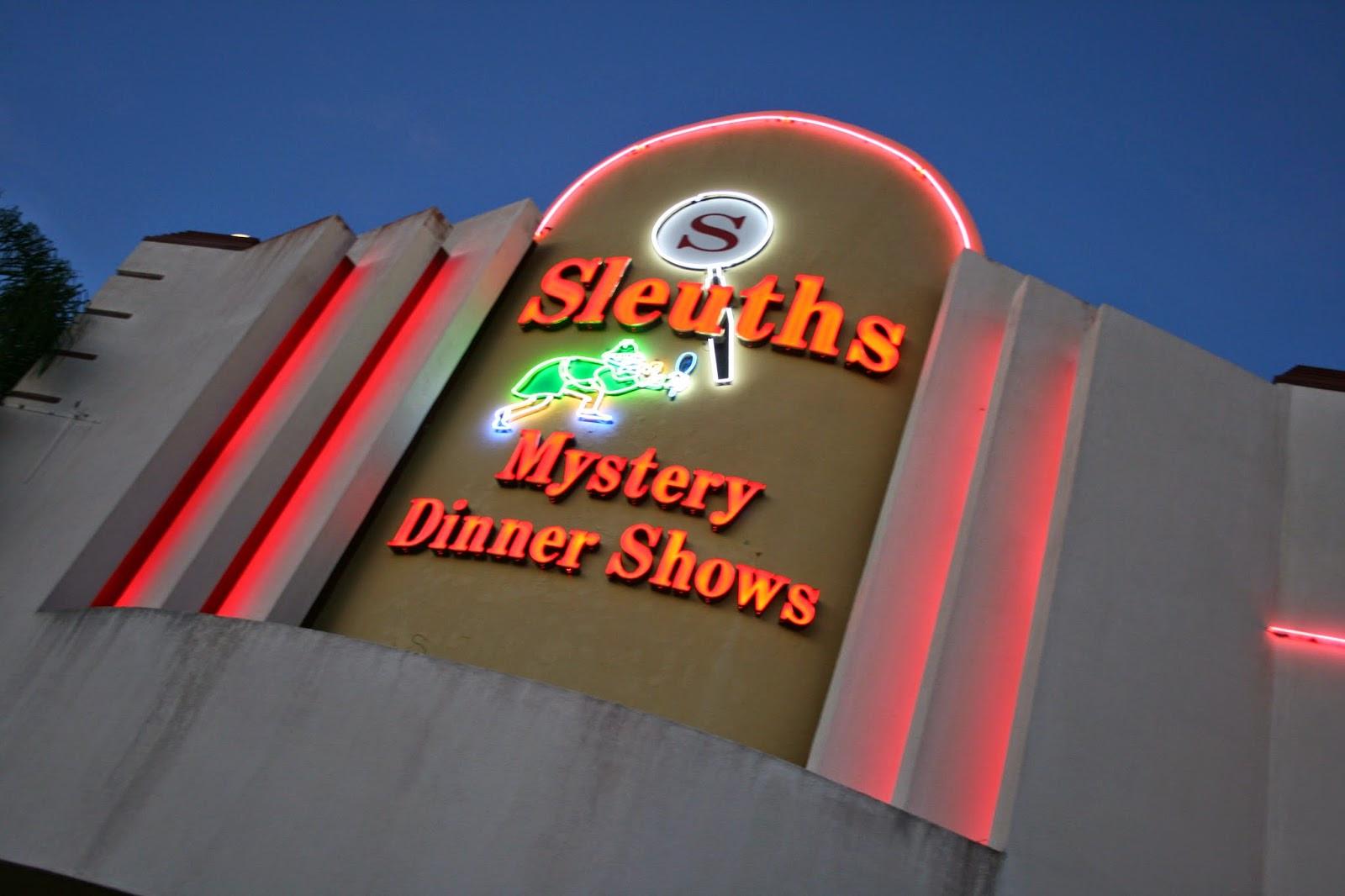 Sleuths Mystery Dinner Shows  Sleuths Mystery Dinner Shows Orlando