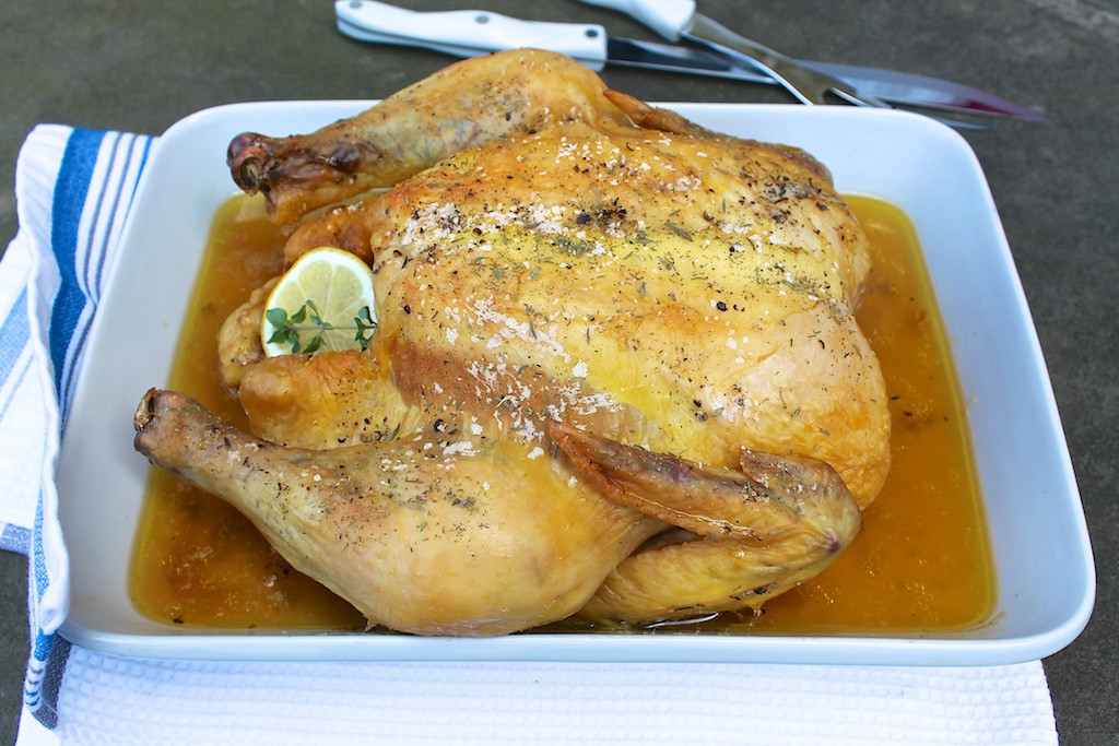 Slow Baked Chicken  Slow Roasted Whole Chicken – The Fountain Avenue Kitchen