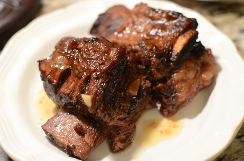 Slow Cook Beef Ribs In Oven  Slow Cooker Braised Beef Short Ribs Food So Good Mall
