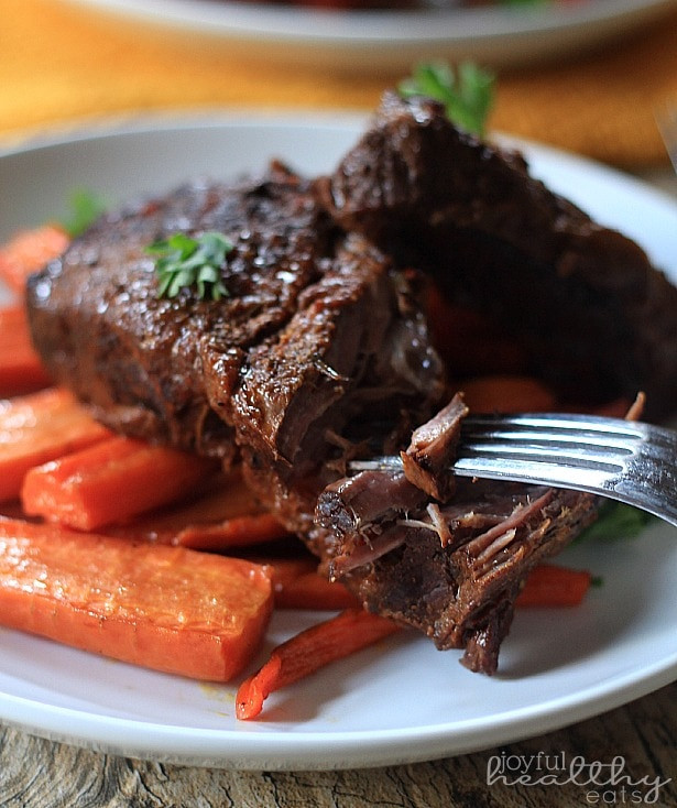 Slow Cook Beef Ribs In Oven  braised beef short ribs slow cooker