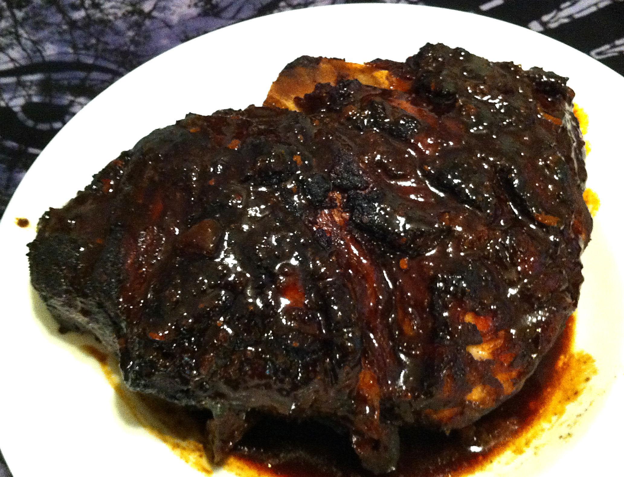 Slow Cooked Pork Shoulder  Karl's Slow Cooked Asian Pork Shoulder