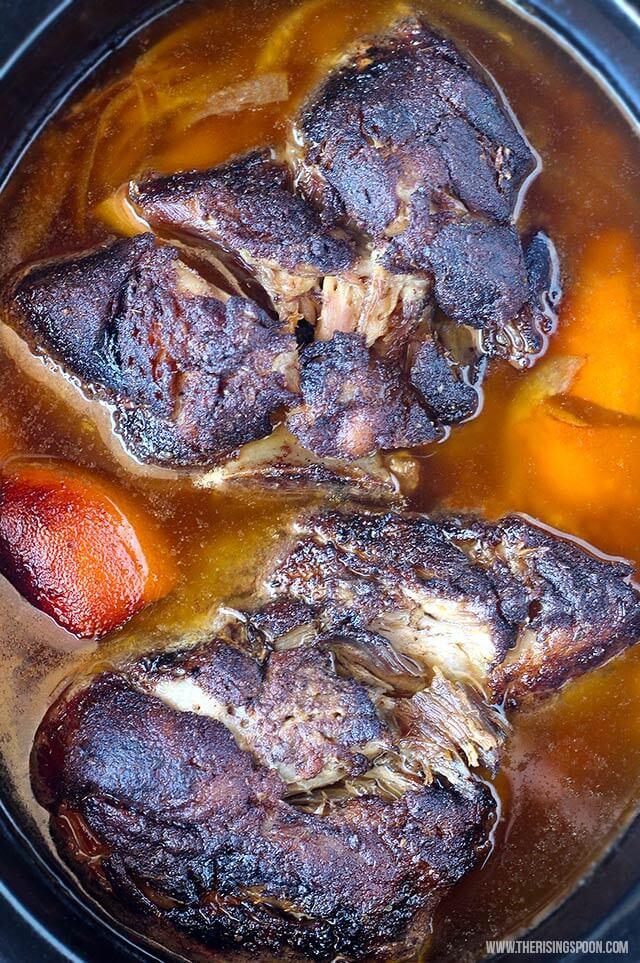 Slow Cooked Pork Shoulder  Slow Cooker Pork Shoulder For Pulled Pork & Carnitas
