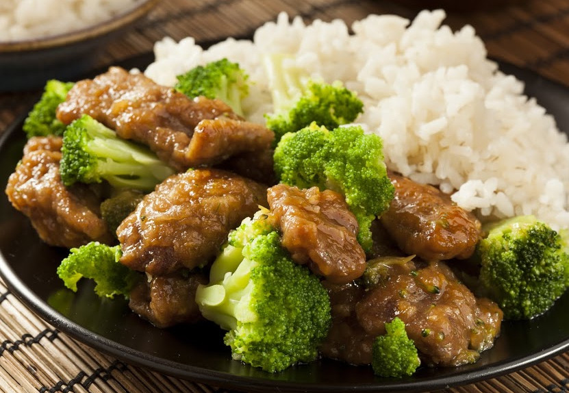 Slow Cooker Beef And Broccoli  Get Crocked – Slow Cooker Beef & Broccoli