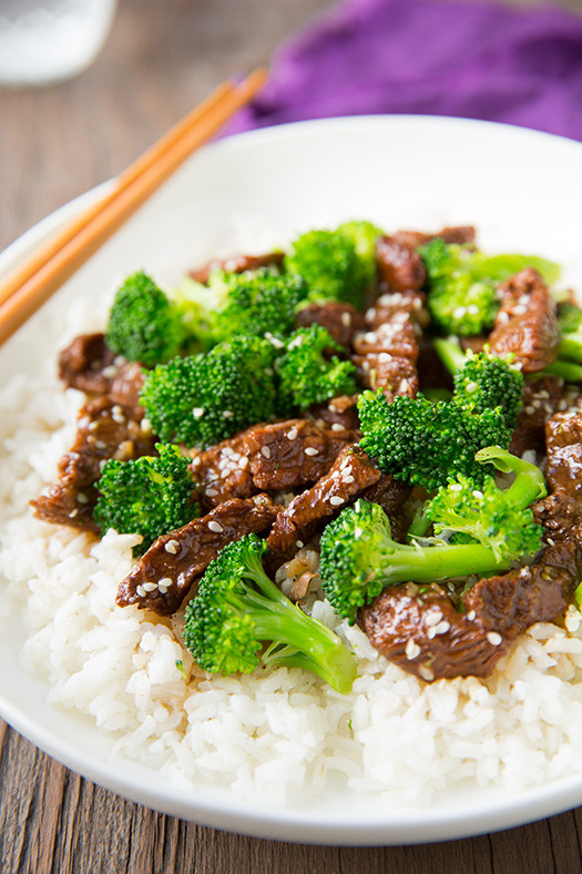 "Slow Cooker Beef And Broccoli  Slow Cooker ""Dump Dinners"""