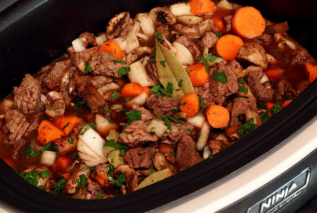 Slow Cooker Beef Stew Recipes  Slow Cooker Paleo Beef Stew Recipe