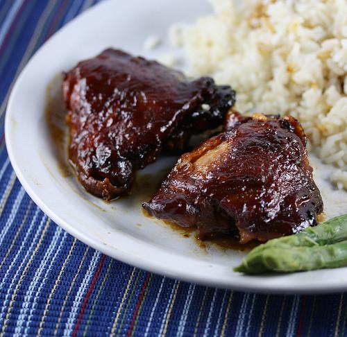 Slow Cooker Boneless Chicken Thighs  Slow Cooker Saucy Chicken Thighs Recipe