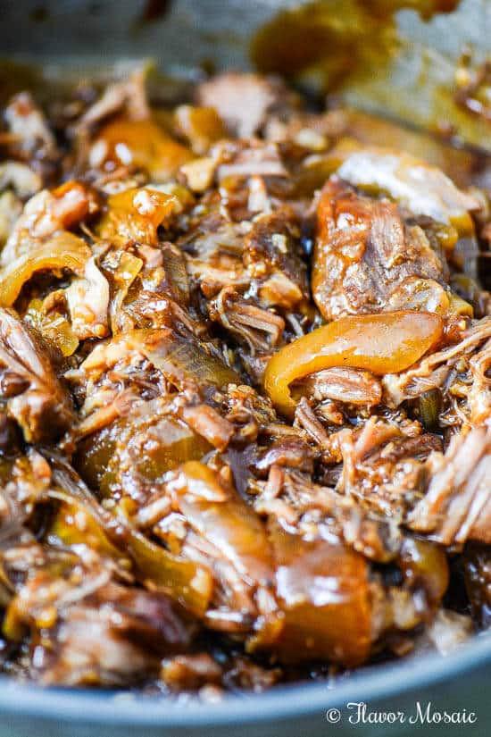 Slow Cooker Boneless Pork Ribs  Slow Cooker Country Style Boneless Pork Ribs Flavor Mosaic