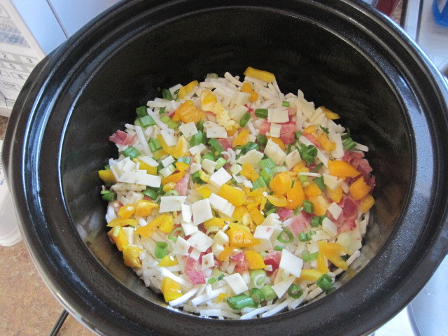 Slow Cooker Breakfast Casserole Healthy  From Lemons to Lemonade Making Life Sweeter a Day at a