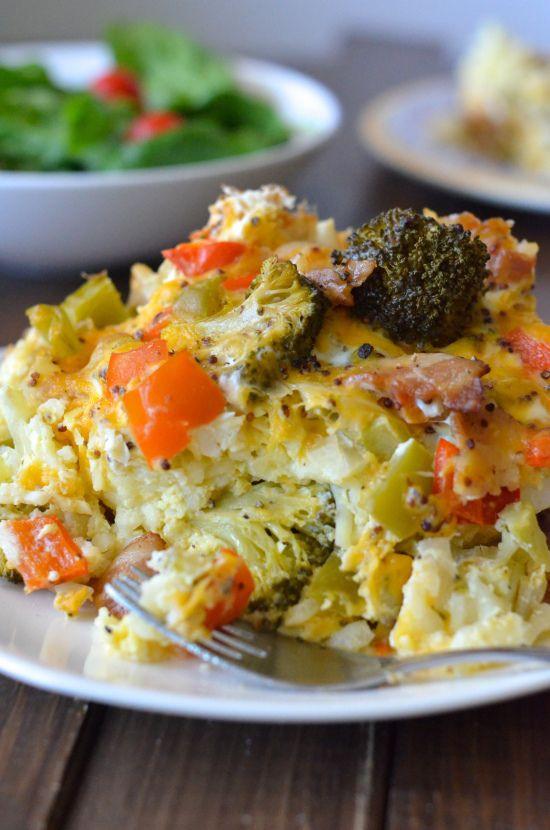 Slow Cooker Breakfast Casserole Healthy  17 Best images about Slow Cooker Breakfast & Brunch
