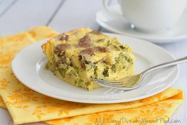 Slow Cooker Breakfast Casserole Healthy  10 Healthy Breakfast Casserole Recipes