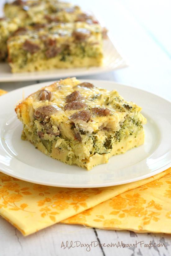 Slow Cooker Breakfast Casserole Healthy  Healthy Slow Cooker Breakfast Recipes