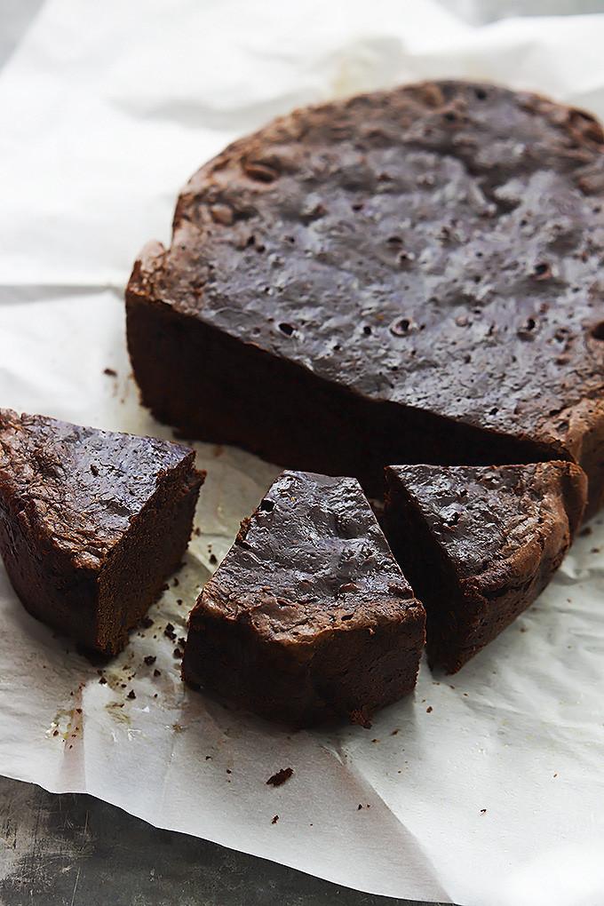Slow Cooker Brownies  Slow Cooker Brownies