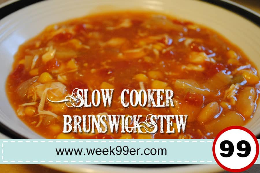 Slow Cooker Brunswick Stew  Slow Cooker Brunswick Stew Recipe