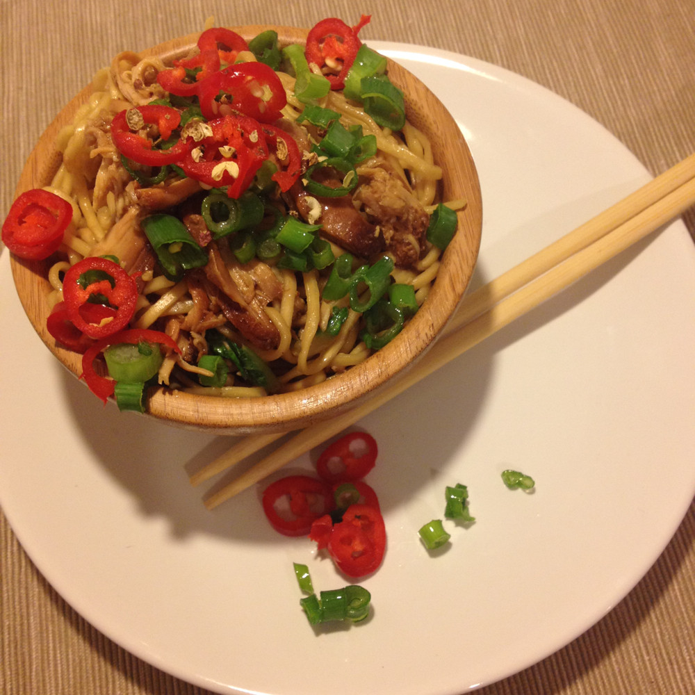 Slow Cooker Chicken And Noodles  Slow cooker chicken noodles