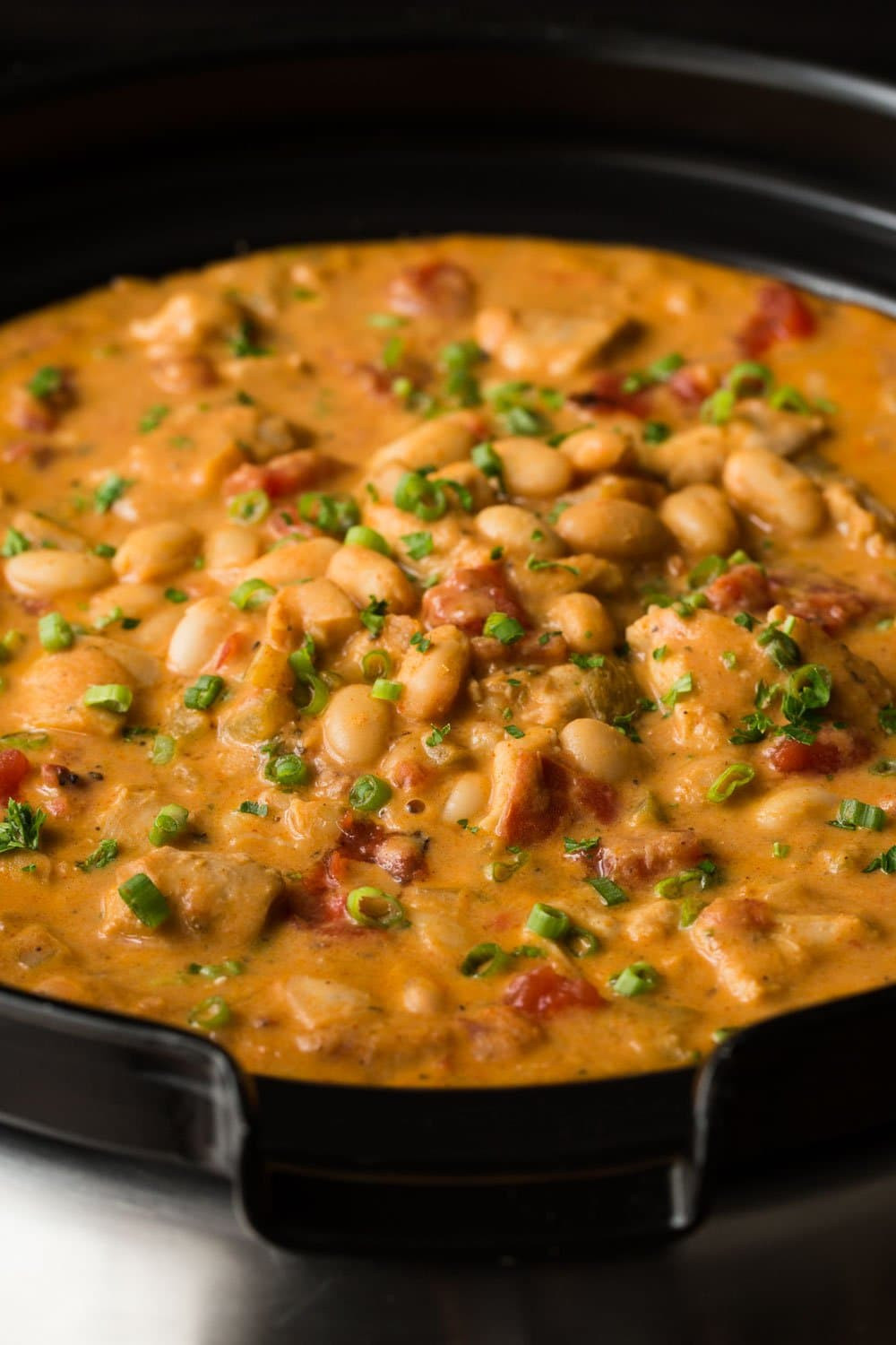 Slow Cooker Chicken Chili  Slow Cooker Buffalo Chicken Chili