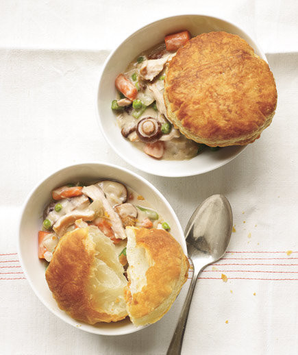 Slow Cooker Chicken Pot Pie Real Simple  Most Popular Recipes for Your Slow Cooker Real Simple
