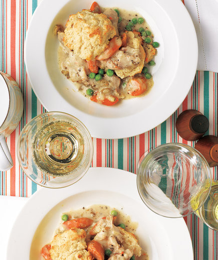 Slow Cooker Chicken Pot Pie Real Simple  9 Delicious Slow Cooker Chicken Recipes Real Simple