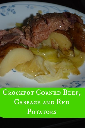 Slow Cooker Corned Beef And Cabbage And Red Potatoes  Slow Cooker Beef Archives Couponing to Disney