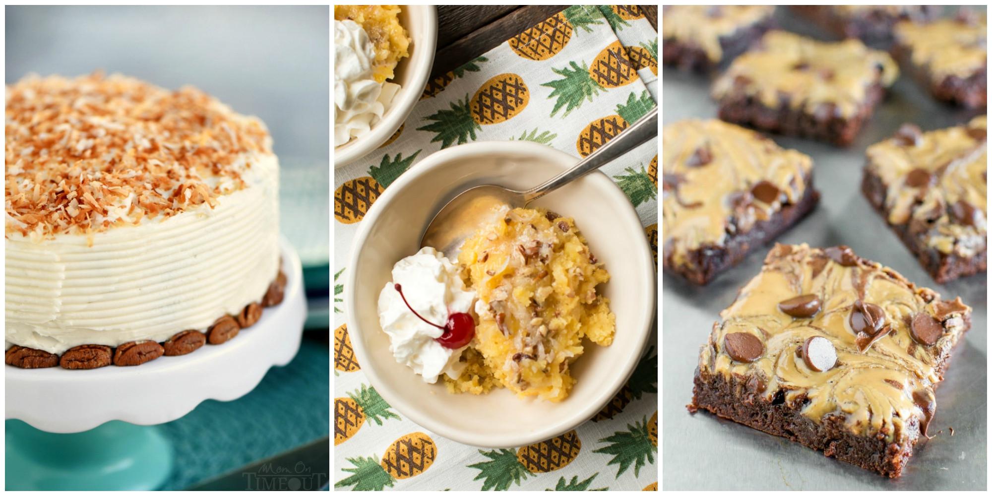 Slow Cooker Desserts  20 Easy Slow Cooker Desserts Best Recipes for Crock Pot