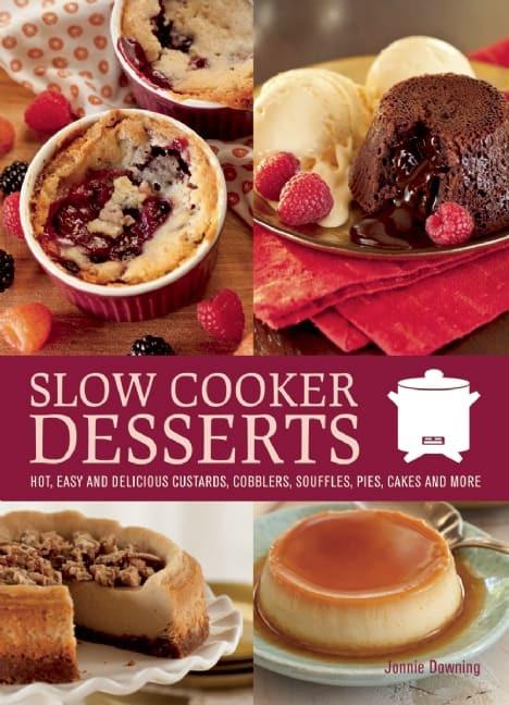 Slow Cooker Desserts  Pineapple Crisp