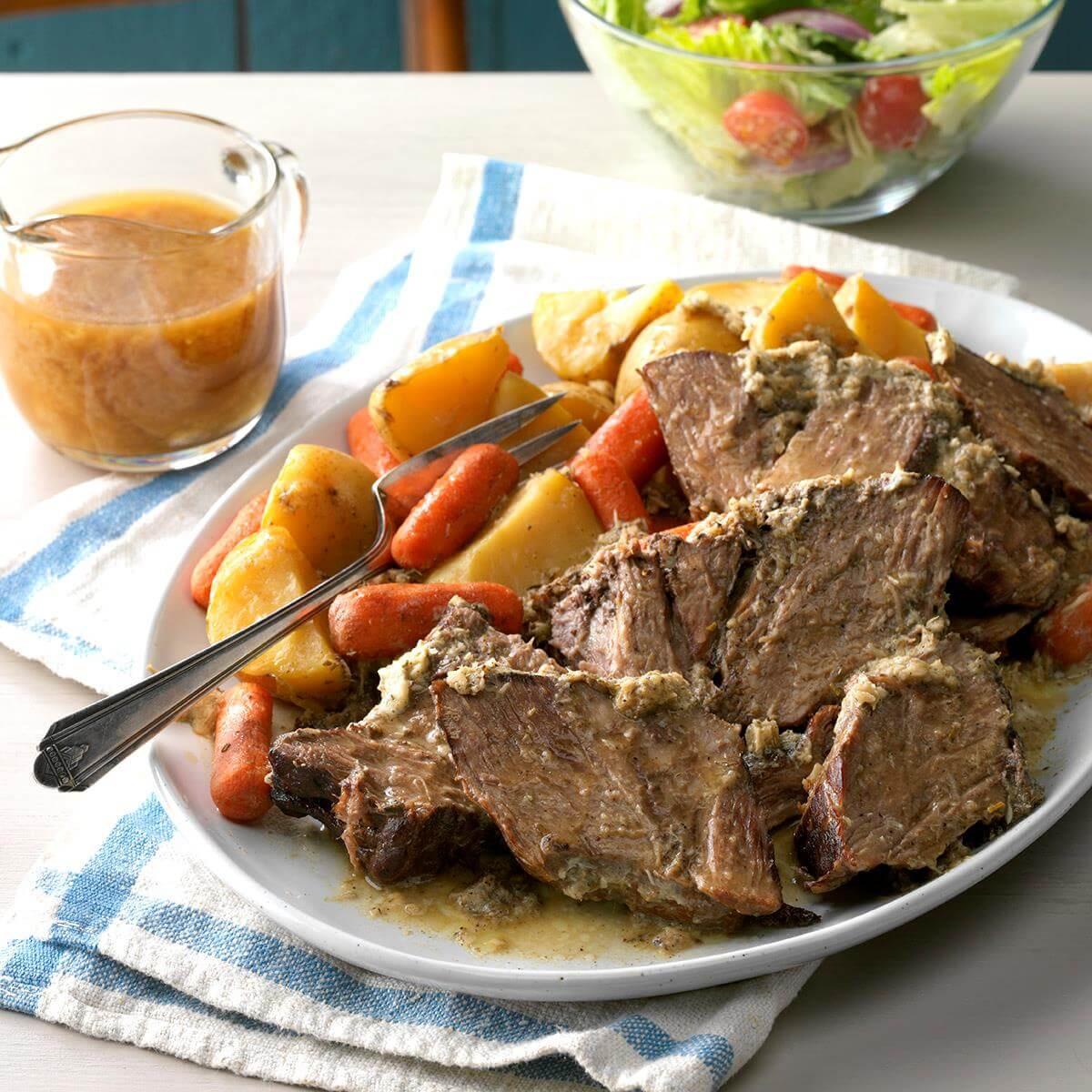 Slow Cooker Prime Rib  Slow Cooker Faux Prime Rib Roast Recipe