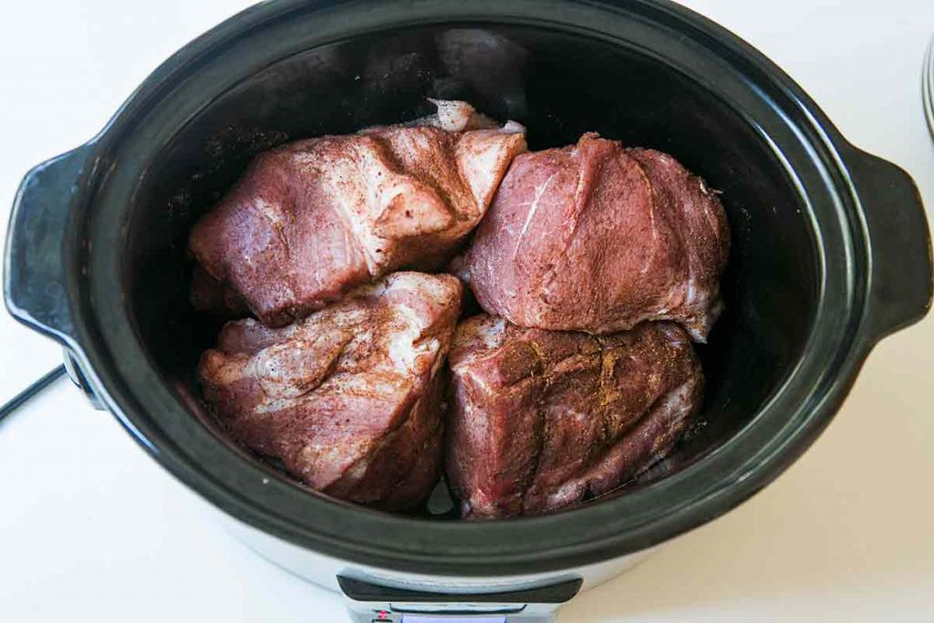 Slow Cooker Pulled Pork Shoulder  Slow Cooker Chinese Pulled Pork Recipe